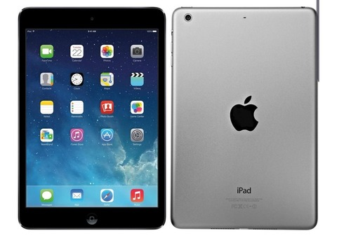 iPad Air, Space Grey 9.7 inch