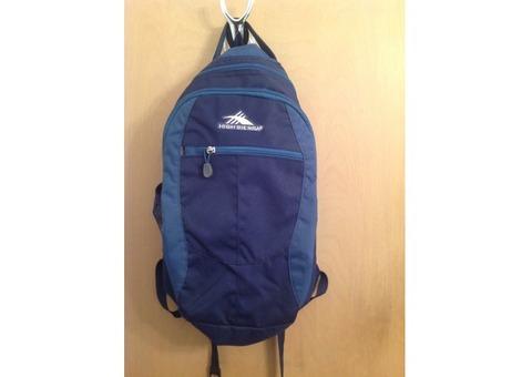 Like new High Sierra backpack